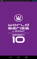 Screenshot of World Series by Renault
