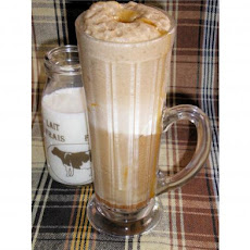 Brown Cow (Root Beer or Cola Float)
