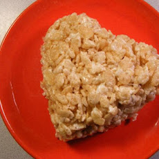 Individual Rice Krispie Treat (Microwave)