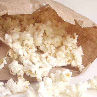 Homemade Bag Popcorn