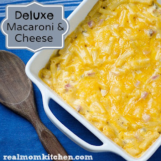 Deluxe Macaroni and Cheese