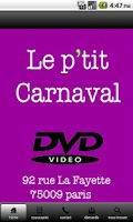 Screenshot of le p'tit carnaval