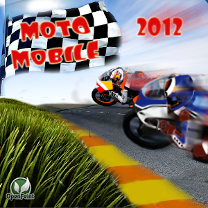 Download Moto Mobile 2012 GP GAME for PC