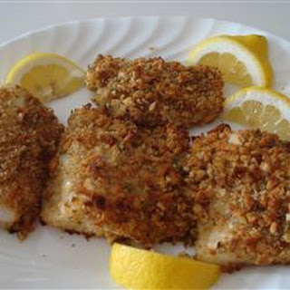Crumb-Coated Cod