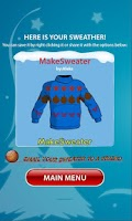 Screenshot of Make Sweater