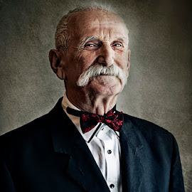 Mr. Adam by Ivana  Todorovic - People Portraits of Men ( old, mr, men )