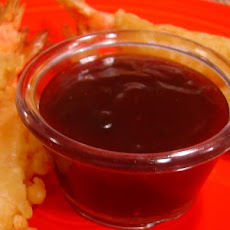 Honey Jalapeno Shrimp Dipping Sauce