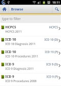 Screenshot of ICD HD 2012