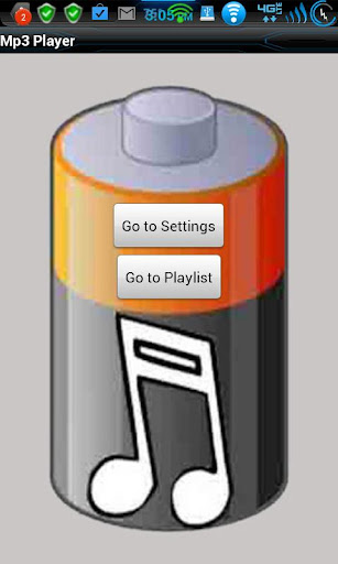 Battery Saver Mp3