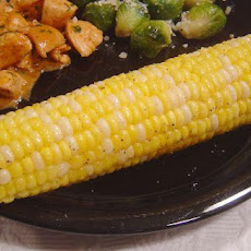 Fresh Oven Roasted Corn on the Cob