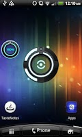 Screenshot of Brightness Level Disc