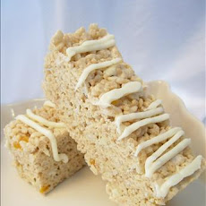 Decadent Krispies Bar