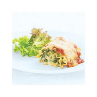 Cream Cheese Spinach Lasagna Rolls Recipes