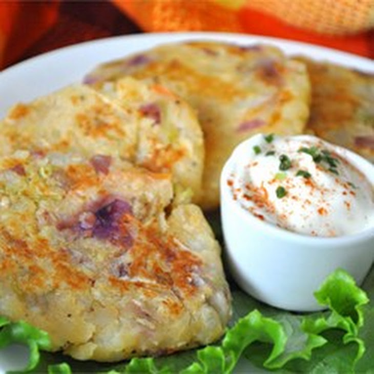 Scottish Bubbles and Squeak Patties Recipe | Yummly