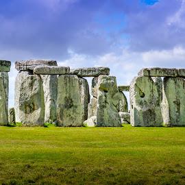 Stonehenge by Mihai Popa - Buildings & Architecture Statues & Monuments ( stonehenge, marea britanie, anglia )