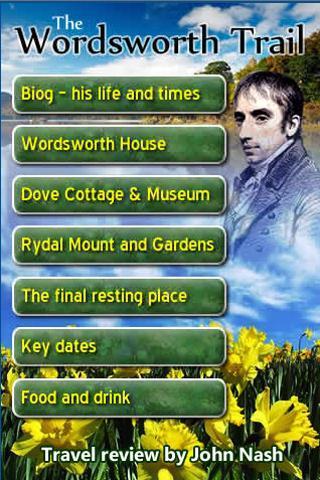 Lake District Wordsworth tour