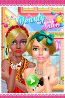 Screenshot of Beauy Dress up and Make up