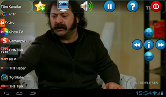 Screenshot of Mobil TV İzle
