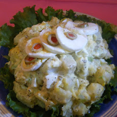 Susan's Version of Old-Fashioned Potato Salad