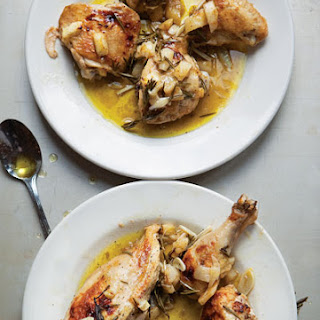 Lemon and Rosemary Chicken (Pollo Arrosto)