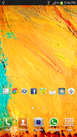Screenshot of Galaxy Note III Wallpaper HD