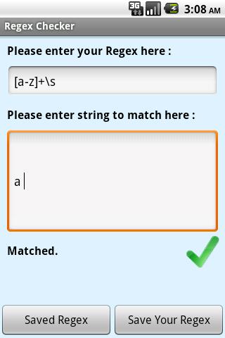 【免費工具App】Regex Checker-APP點子