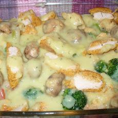 Broccoli, Cheese and Chicken Casserole