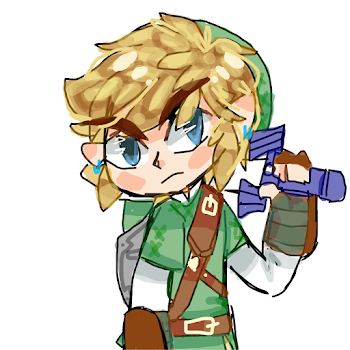 TP Toon Link style.