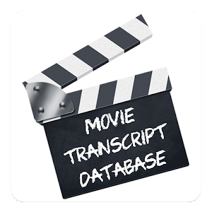 Movie Transcript Database