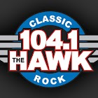 104.1 The Hawk icon