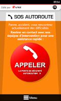 Screenshot of SOS Autoroute 3.0.2