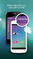 Screenshot of Beam - Free calls VOIP/SIP/IP