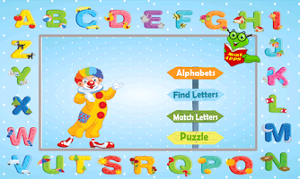 Screenshot of Kids ABC World