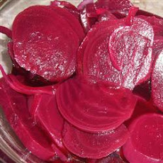 Sweet and Sour Pickled Beets