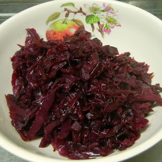 Octoberfest – Braised Red Cabbage