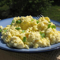 Philly Scrambled Eggs