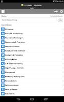 Screenshot of Job-Suche von meinestadt.de