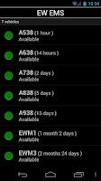 Screenshot of Fleeteyes Monitor