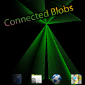 Connected Blobs Live Wallpaper icon