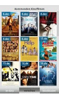 Screenshot of Ab Ins Kino - Kinoprogramm