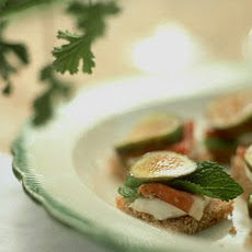 Fig and Prosciutto Sandwiches