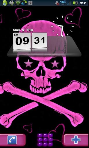 GDE Pink Skull