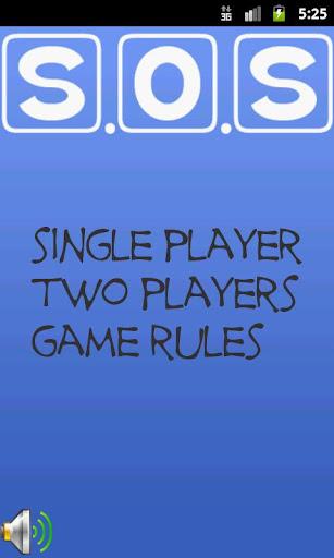 Classic SoS Game