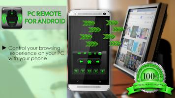 Screenshot of PC Remote FREE