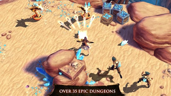 Dungeon Hunter 4 APK for Ubuntu