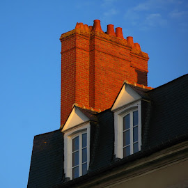 French Roof by Constantinescu Adrian Radu - Buildings & Architecture Architectural Detail