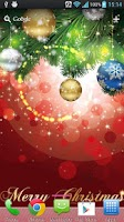 Screenshot of Christmas HD Live Wallpaper