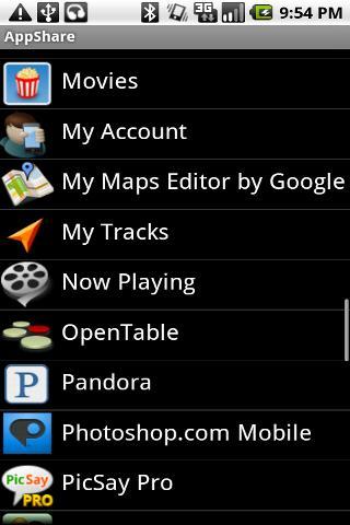 App Share
