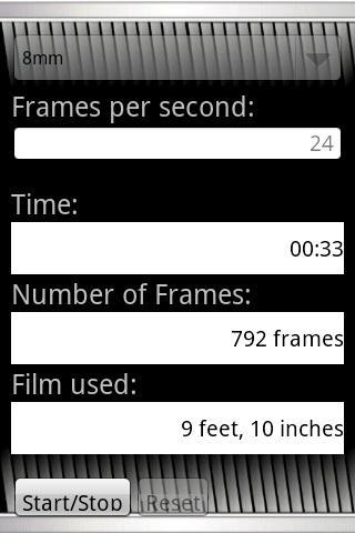 Film Timer Lite