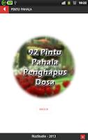 Screenshot of 92 Pintu Pahala Penghapus Dosa